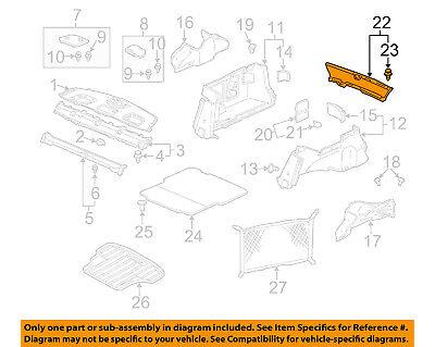 Honda Genuine 83780-SNX-A01ZA Door Lining Armrest