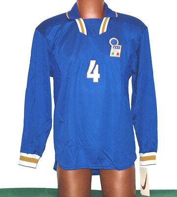 BNWT vintage italia nike match worn player issue euro 96 friendly MALDINI NESTA   eBay