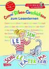 LESEMAUS zum Lesenlernen Sammelbände: Conni Silben-Geschichten zum Lesenlernen von Julia Boehme (2016, Gebundene Ausgabe)
