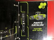 2 Steiger Cougar Cr Kr Amp Panther 1000 Series Tractor Factory Parts Catalogs