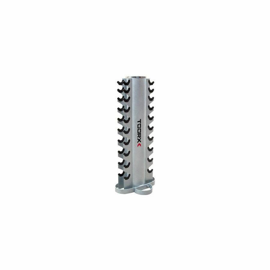 TOORX RPM10 Rastrelliera porta manubri a colonna 10 coppie