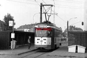 PHOTO-1997-BELGIUM-GENT-TRAM-WONDELGEM-TRAM-NO-06-ON-ROUTE-NO-10