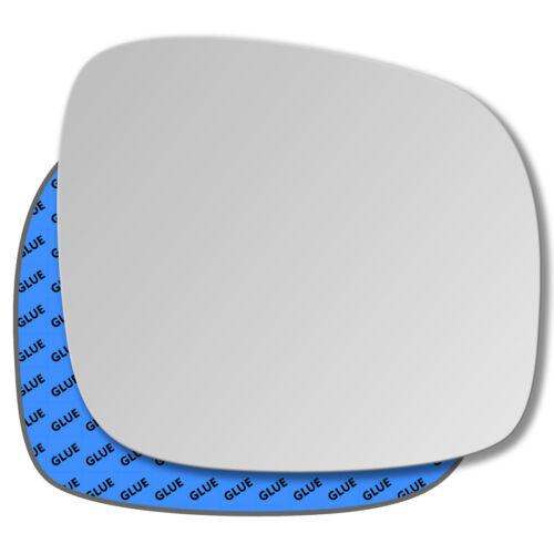 Rechts Beifahrerseite Spiegelglas Außenspiegel für Lancia Voyager 2011-2015