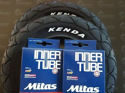 2x Kenda Reifen 10x2.0 Zoll K-909A  54-152 Fahrrad