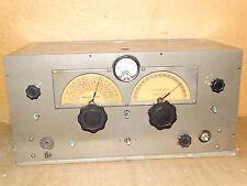 Radio Mfg. Engineers RME-69 Short Wave Ham Radio Receiver Parts/Repair w/manual
