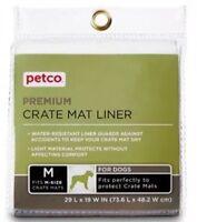 Petco Premium Crate Mat Liner (medium)- Free Shipping