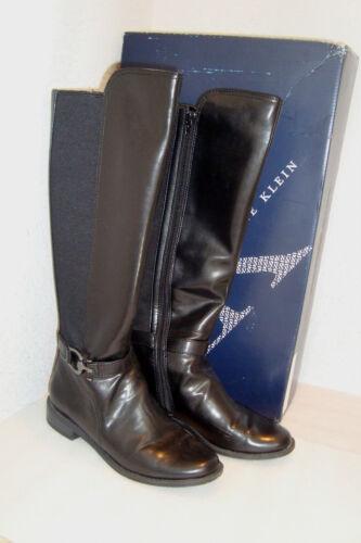 médian 6 noires Chaussures pour femmes Klein Carlene synthétiques Anne 6F7xPqpw