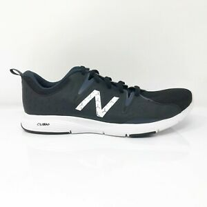 New-Balance-Mens-818-V1-MX818BG1-Black-Running-Shoes-Lace-Up-Low-Top-Size-10-5-D