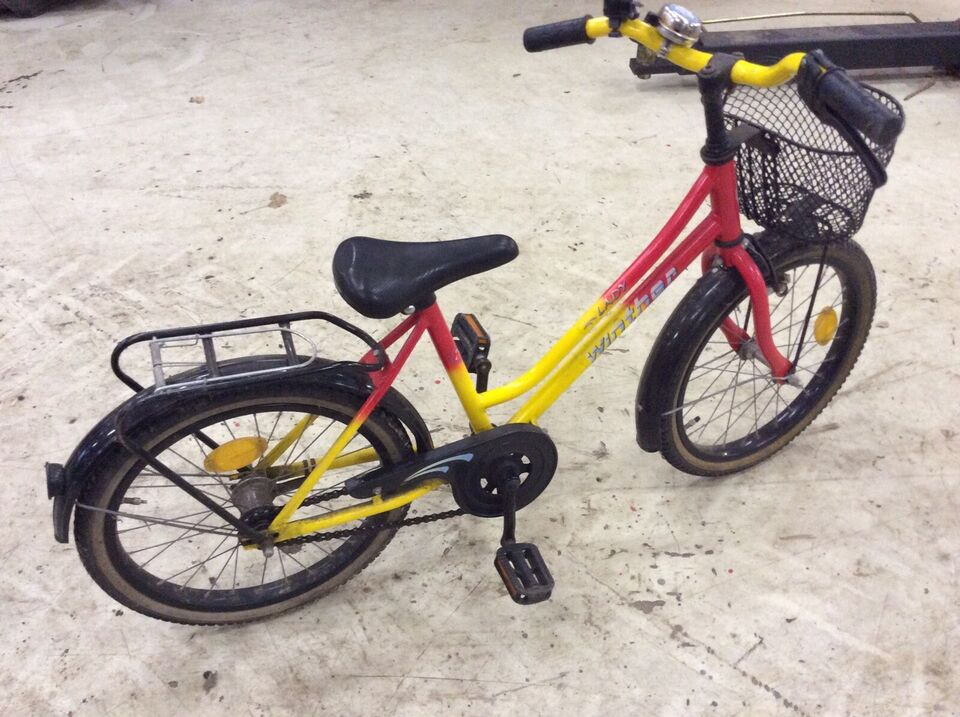 Pigecykel, anden type, Winther