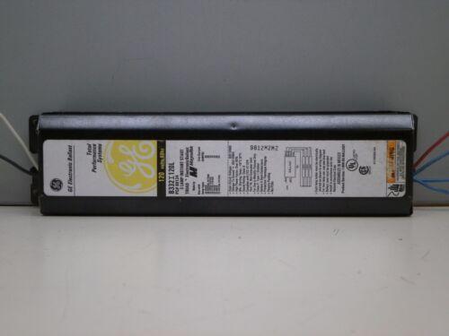 GE Triad B332I120L Fluorescent Ballast for 3 F32T8 //U F25T8 F17T8 Lamps