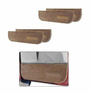 Lund Pro-Line™ Lower Door Panel Carpet for Chevrolet Blazer, GMC Jimmy / 120108