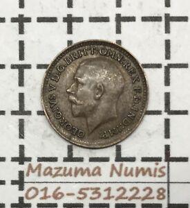 Mazuma *FC47 Great Britain 1913 1/3 Farthing AUNC/UNC BN