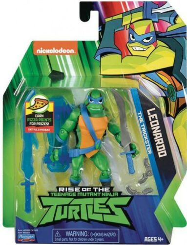 The Trickster Nickelodeon Rise of the TMNT Leonardo Action Figure