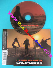 CD Singolo Lenny Kravitz California VUSCD 294 EU 2004 no mc lp vhs dvd(S26)