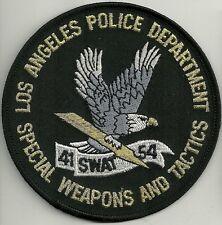 LAPD  Los Angeles *SWAT 41/54* Police Patch SEK Patch Polizei Abzeichen Aufnäher