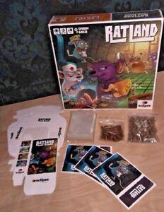 Ratland - Spieleschmiede Le Roi Rat Version Nouveauté Ovp