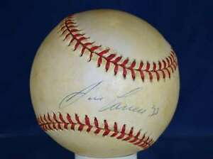Jose Canseco Psa/dna Autograph American League Certified Baseball Signed