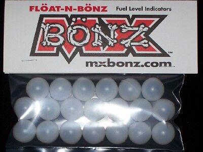 YAMAHA RAPTOR 700R GAS TANK FUEL LEVEL INDICATORS FLOAT-N-BONZ GAS TANK BALLS