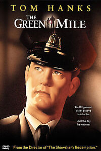 Tom-Hanks-The-Green-Mile-Death-Row-Prison-Miracle-Drama-DVD-2000-Matted-Widescre