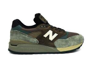 new balance sneakers verde
