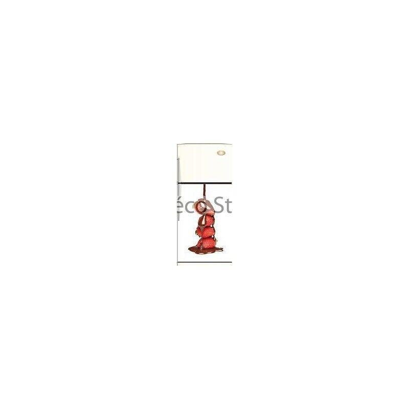 Aufkleber Kühlschrank Haushaltsgeräte Erdbeere 60x90cm Ref 017 884dd1789135