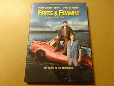 DVD / FRITS & FRANKY (PETER VAN DEN BEGIN, SVEN DE RIDDER)