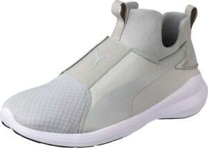 PUMA REBEL MID TRAINERS SNEAKERS WOMEN Schuhe VIOLET GREY VIOLET Schuhe 364539 02 ... b9d4fe