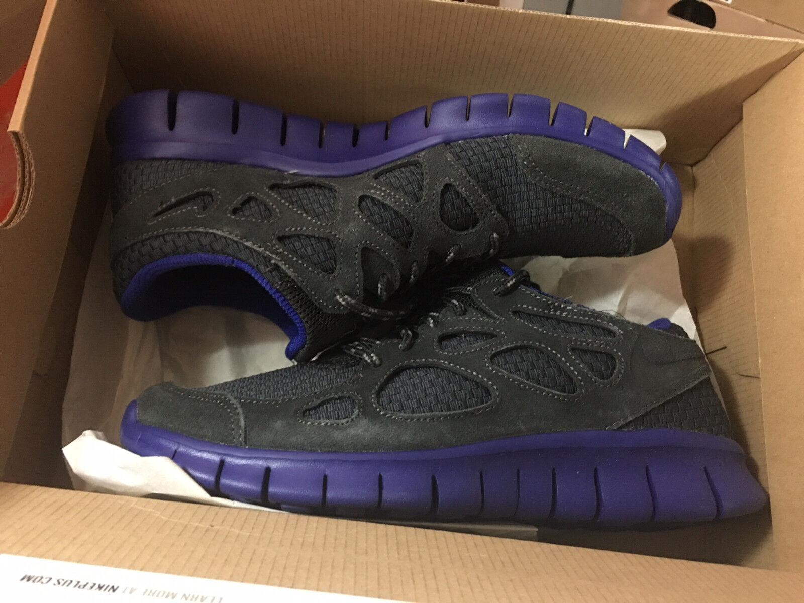 NIKE Free Run +2 WVN Neu Gr:43 US:9,5 Presto Flyknit Trainer 5.0 Sneaker90 95 97