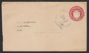 PANAMA-1925-Cover-H-amp-G-11-Colon-Cristobal-CZ