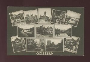 Cheshire-CHESTER-Used-1907-M-view-PPC