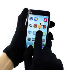 herren strick wolle damen geschlossene finger touchscreen. Black Bedroom Furniture Sets. Home Design Ideas