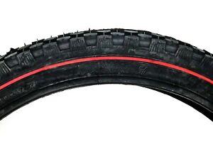 Raleigh-Chopper-Rear-Bike-Tyre-20-X-2-125-Redline-Sidewall-20-034