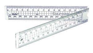 Helix-Oxford-Folding-Ruler-30cm-300mm-J05-School-Pencil-Case