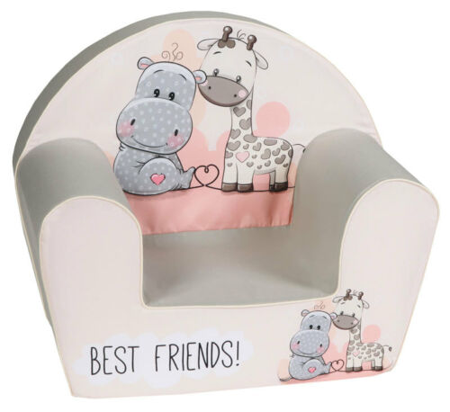 Knorrtoys Kindersessel Best Friends Sessel Softsessel Sofa Kinder Kindersitzsofa