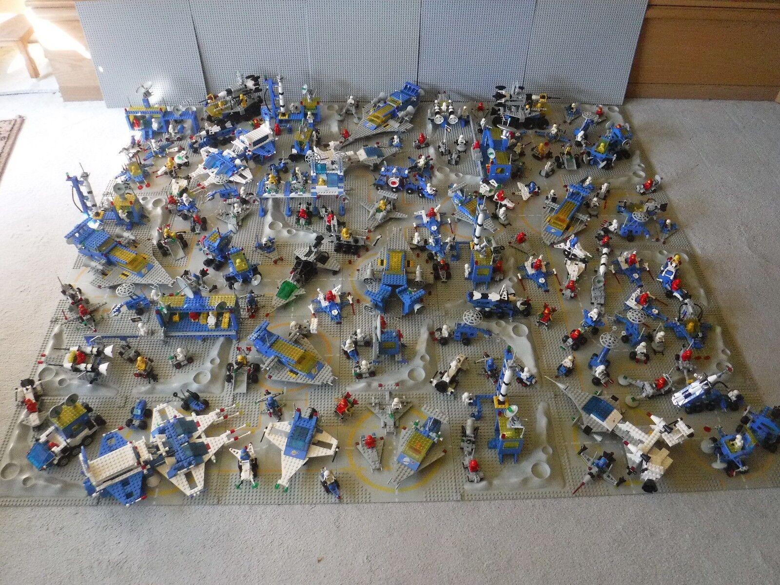 LEGO Space Classic spaziale spaziale raccolta 928/924/918, ecc. LEGGETE