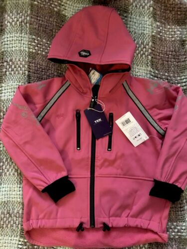 Kids School Coat Jacket Pink 4-5 yrs FREE POST