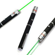 High Power 10mW 532nm Green Beam Laser Pointer Lazer Projector Pen B