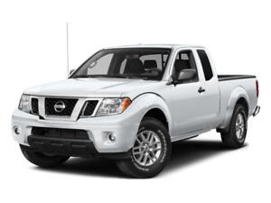 2015 Nissan Frontier 4WD King Cab SWB Aut