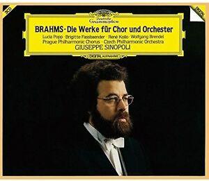 Giuseppe-Sinopoli-Brahms-Works-For-Chorus-amp-Orchestra-New-CD-Shm-CD-Japan