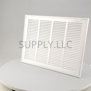 Filter Return Vent Cover 12 Quot X 24 Quot Duct Size White Air