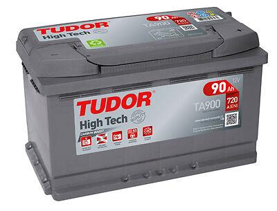 Batería Tudor TA900 – 90Ah 12V 720A. 315x175x190