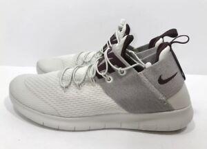 728ace041e01 New  Nike Free RN Commuter 2017 Men s Shoes Light Bone Deep Burgundy ...