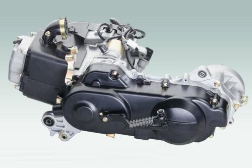 "80cc 6pc Cylinder Head Gasket /""Half/"" Set GY6 50cc QMB139 Scooter ATV"