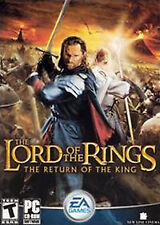 Lord of the Rings: Return of the King - PC Electronic Arts Video Game