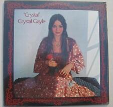 "CRYSTAL GAYLE s/t self titled ""Crystal"" sealed vinyl LP United Artists"