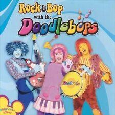 THE DOODLEBOPS (KIDS)/DISNEY - ROCK & BOP WITH THE DOODLEBOPS (NEW CD)