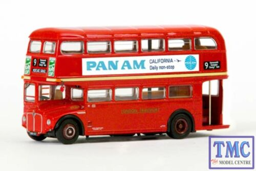 E31503 OO//HO Gauge AEC RM Routemaster London Transport Red Exclusive First Editi