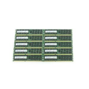 80GB 10x8GB 2Rx4 PC3L-10600R Samsung Server RAM Speicher