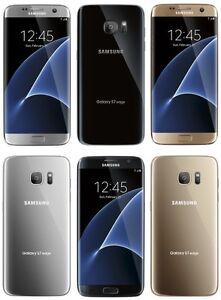 Samsung Galaxy S7 Edge Black Gold Amp More