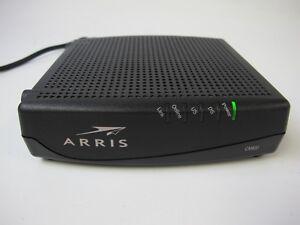 arris cm820a docsis 3 0 cable modem cm820 tc00dld820 1 year warranty